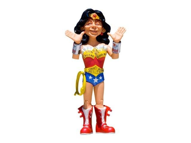 Just-Us League Mad Alfred E Neuman As Wonder Woman