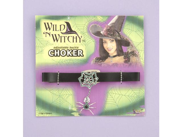 Wild N' Witchy Costume Choker
