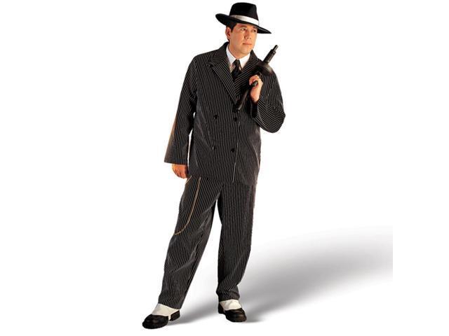 Gangster - Adult Large Costume