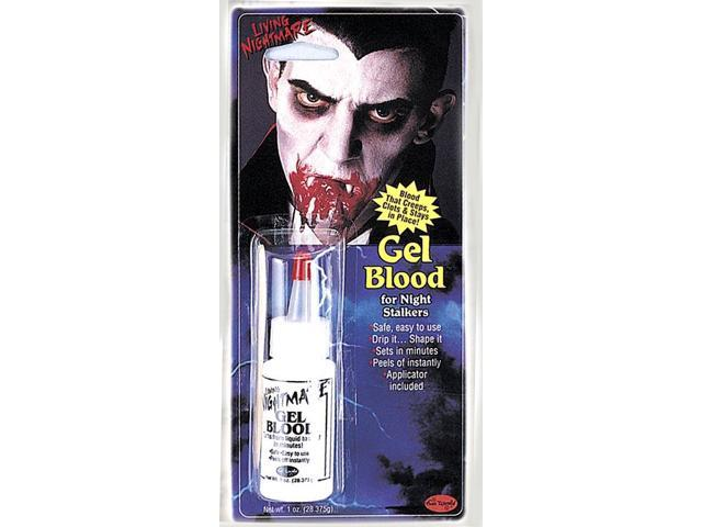 Costume Makeup 1 Oz. Bottle Fake Blood