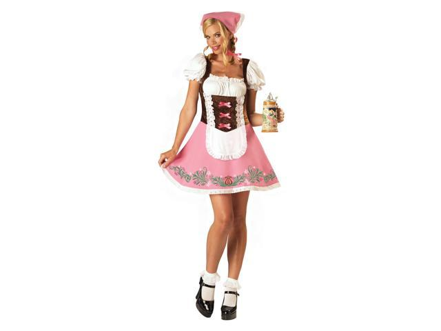 Fetching Fraulein German Costume Adult Small