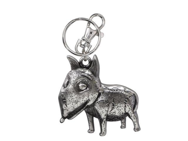 Disney Frankenweenie Sparky Pewter Key Ring