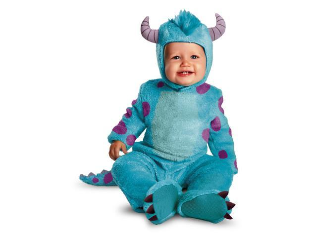 Disney Monsters University Sulley Classic Costume Child Infant 12-18 Months