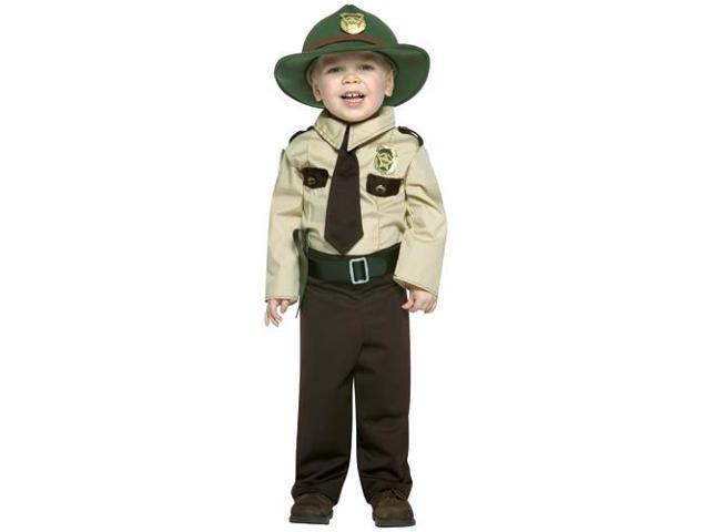 Future Trooper Costume Toddler 3T-4T