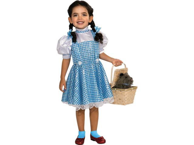 The Wizard Of Oz Dorothy Costume Child Toddler Infant