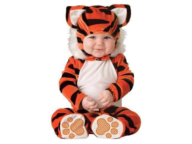 Tiger Tot Designer Baby Costume Medium 12-18 Months