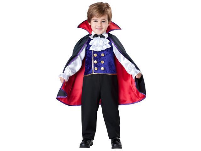 Vampire Toddler Costume Small