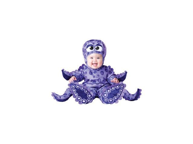 Tiny Tentacles Infant Toddler Costume 0-6 Months