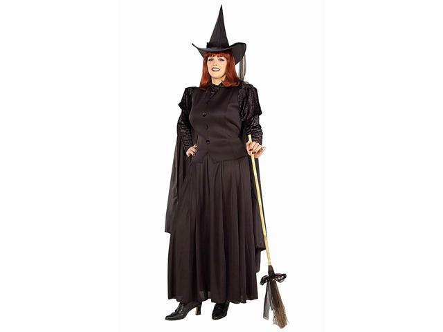 Twilight Witch Plus Costume Adult Plus Size