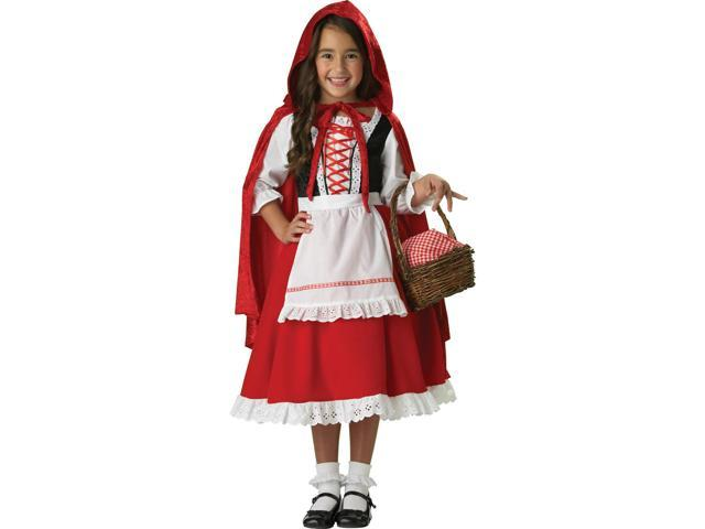 Little Red Riding Hood Child Costume 2