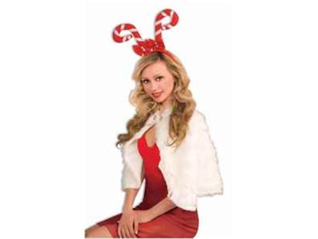 Candy Cane Headband Costume Accessory