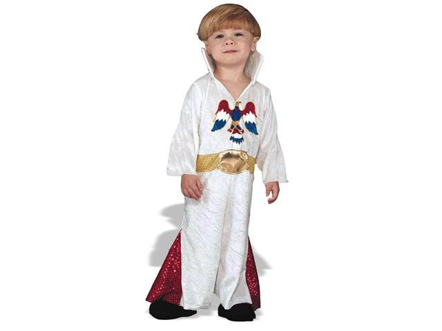 Elvis Presley Toddler Costume Large