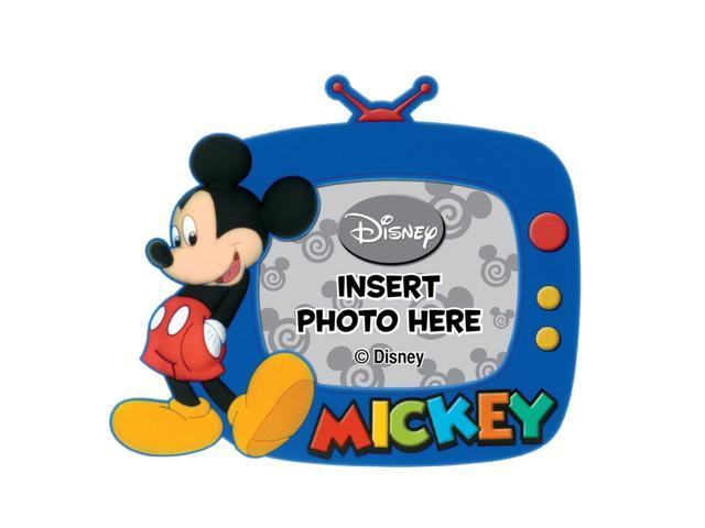 Disney's Mickey Mouse Magnetic Soft Touch Photo Frame: