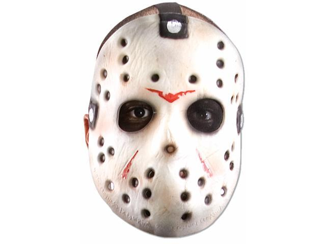 Friday The 13th Jason EVA Foam Costume Hockey Mask Adult One Size