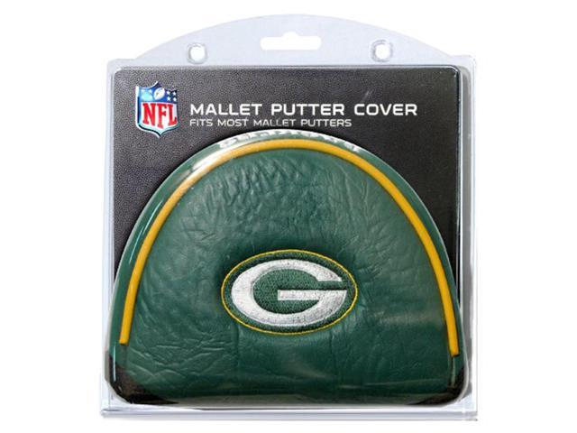 Team Golf 31031 Green Bay Packers Mallet Putter Cover
