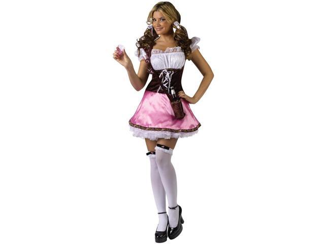 Beer Garden Girl Adult Costume small_Medium