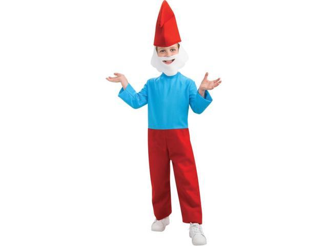 The Smurfs Papa Smurf Costume Child Medium