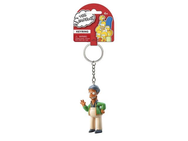 The Simpsons PVC Figural Key Ring: