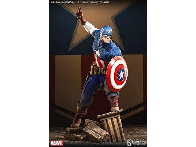 Marvel 1/4 Scale Premium Format Figure: Captain America