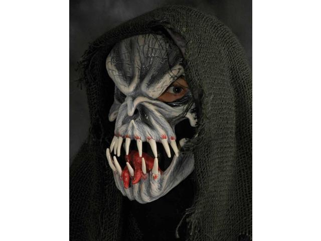 P-Hissed Off Full Action Costume Mask