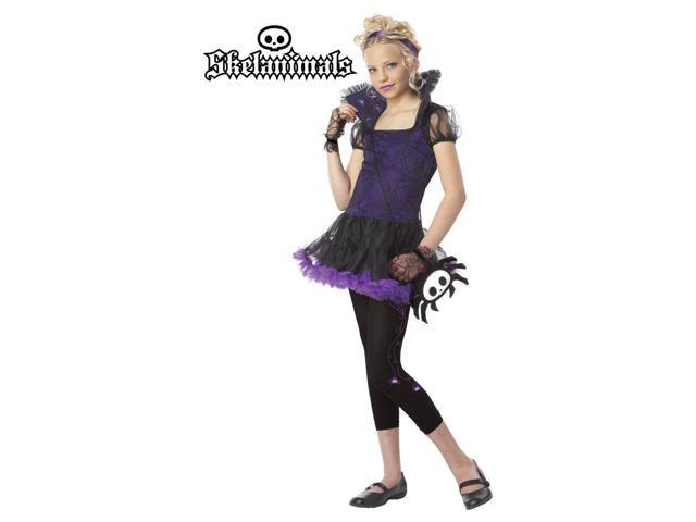 Skelanimals Timmy The Spider Costume Child Small 6-8