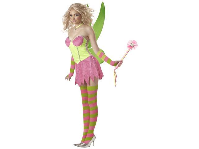 Tinkerbell Costume Adult Small