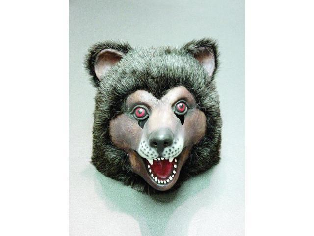 Bear Adult Costume Mask