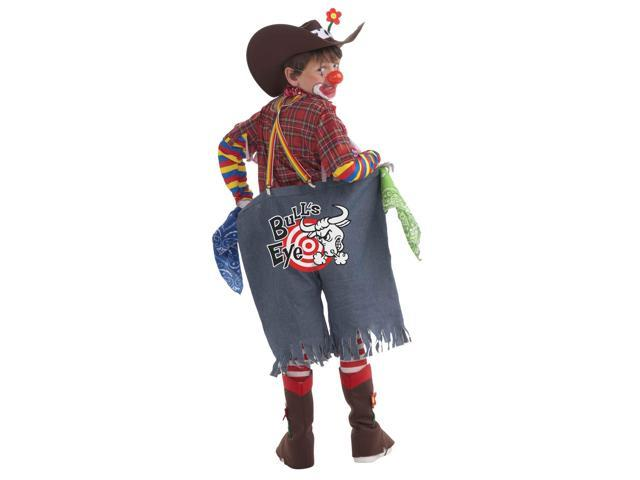 Rodeo Clown Costume Child Small 4-6