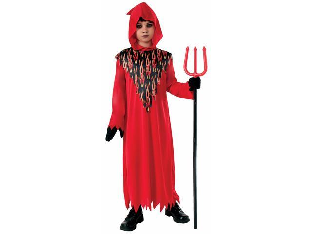 Devil Boy Costume Child Small