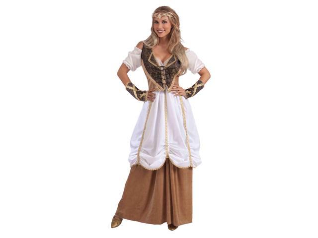 Medieval Madam Adult Costume Skirt One Size