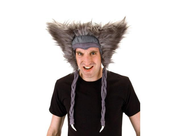 Oz The Great Deluxe Flying Baboon Laplander Hat Adult One Size