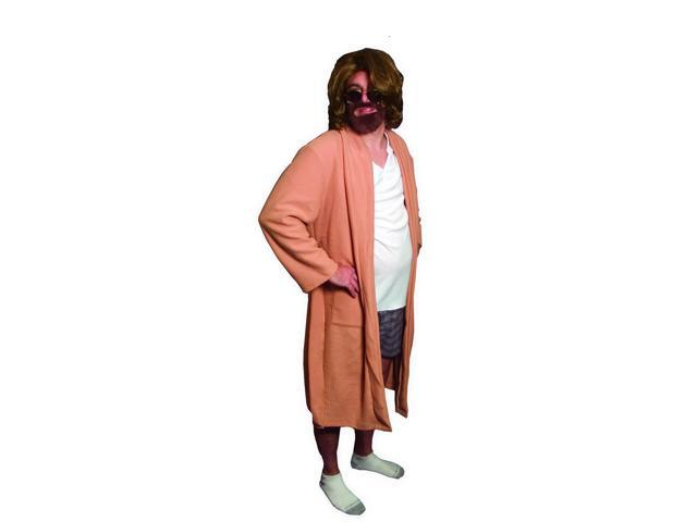The Big Lebowski The Dude Bath Robe Outfit Costume Adult X-Large