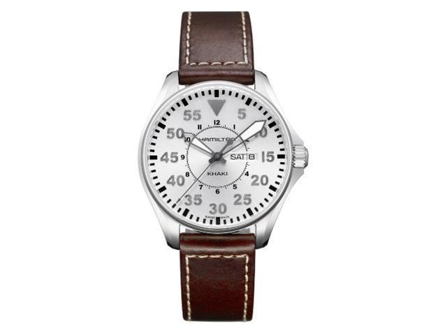 Hamilton Khaki Pilot Mens Watch H64611555