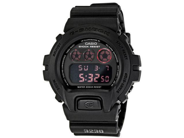 Casio G-Shock G-Force Military Reverse Dial Mens Watch DW6900MS-1CR