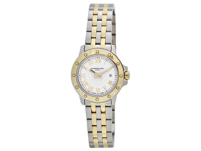 Raymond Weil Two-Tone Tango Ladies Watch 5399-STP-00308