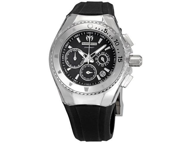 Technomarine Cruise Original Black Dial Ladies Watch 111002