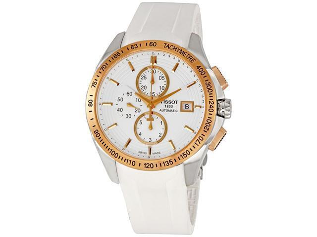 Tissot Veloci T Automatic Chronograph Ladies Watch T0244272701100