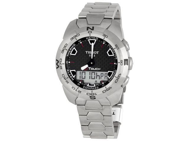 Tissot T-Touch Expert Titanium Analog/Digital Mens Watch T013.420.44.201.00