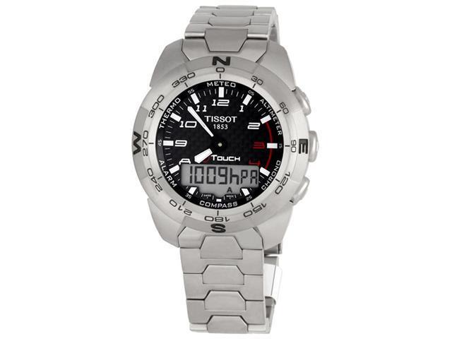Tissot T-Touch Expert Titanium Analog/Digital Mens Watch T013.420.44.202.00