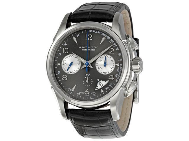 Hamilton Jazzmaster Auto Chrono Mens Watch H32656785
