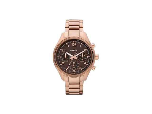Fossil Flight Chronograph Rose Gold-plated Ladies Watch CH2793