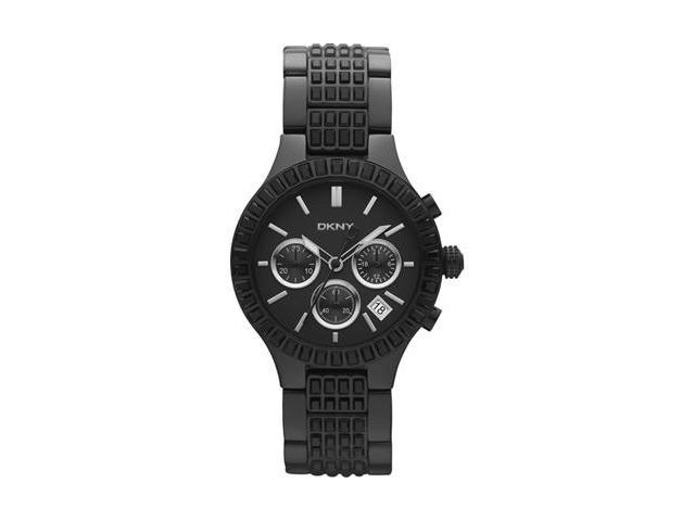 DKNY Chrono Quartz Stainless Steel Watch
