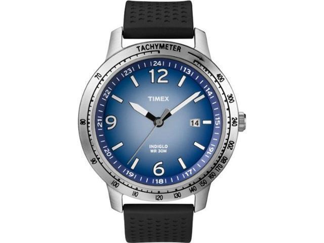 Timex Weekender Sport Blue Dial Mens Watch T2N752