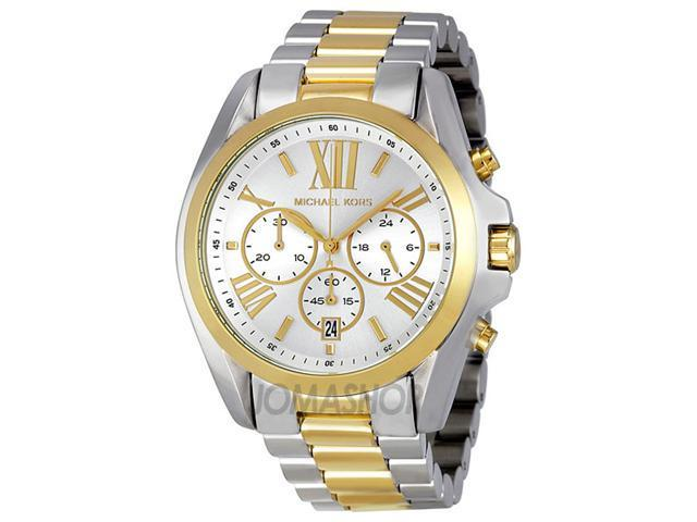 Michael Kors Parker Multi-Function Silver Ladies Watch MK5615