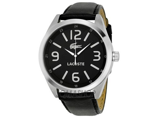 Lacoste Montreal Black Dial Mens Watch 2010616