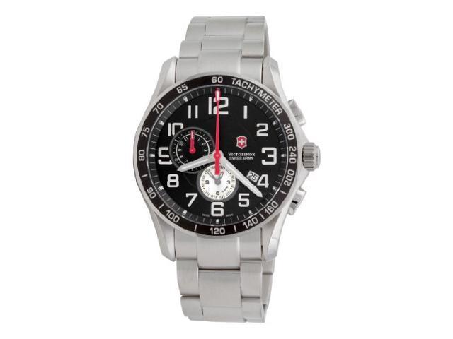 Victorinox Swiss Army Chrono Classic XLS Alarm Mens Watch 241280