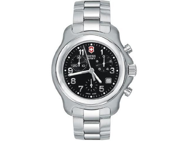 Victorinox Swiss Army Men's Officer's 1884 Chronograph Date Watch 24771