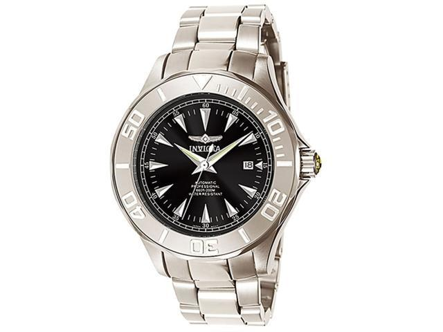 Gents Invicta Automatic 200m Date Screw Down Watch