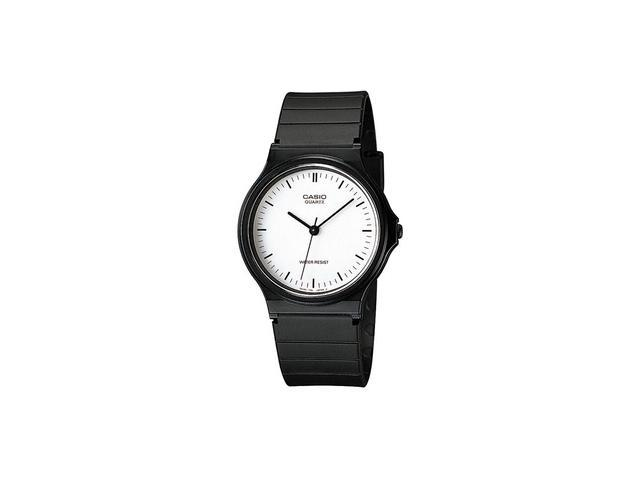 Casio Men's Classic Analog Watch (Black)