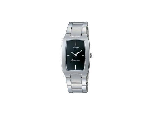 Casio MTP1165A-1C Mens 3 Hand Analog Silver / Black